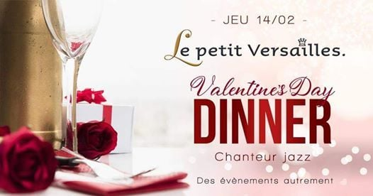 Soire De Saint-Valentin Le Petit Versailles 14.02