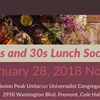 20 and 30 Somethings Lunch Social