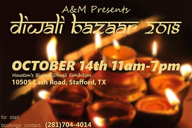 A&M Diwali Bazaar 2018