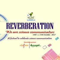 Reverberation We are science communicators