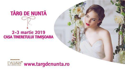 Trg de Nunt Timioara Dalisis 2-3 martie 2019