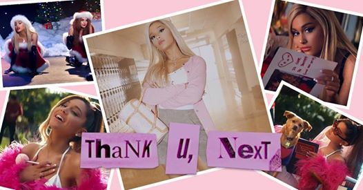 Thank U Next (London)