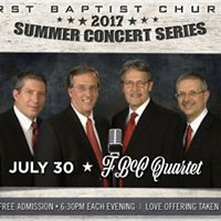 FBC Quartet in Concert