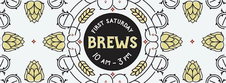 First Saturday Brews at Riverside Arts Market