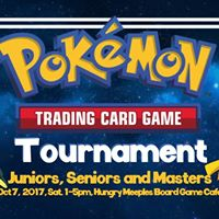 Pokemon TCG Open Tournament