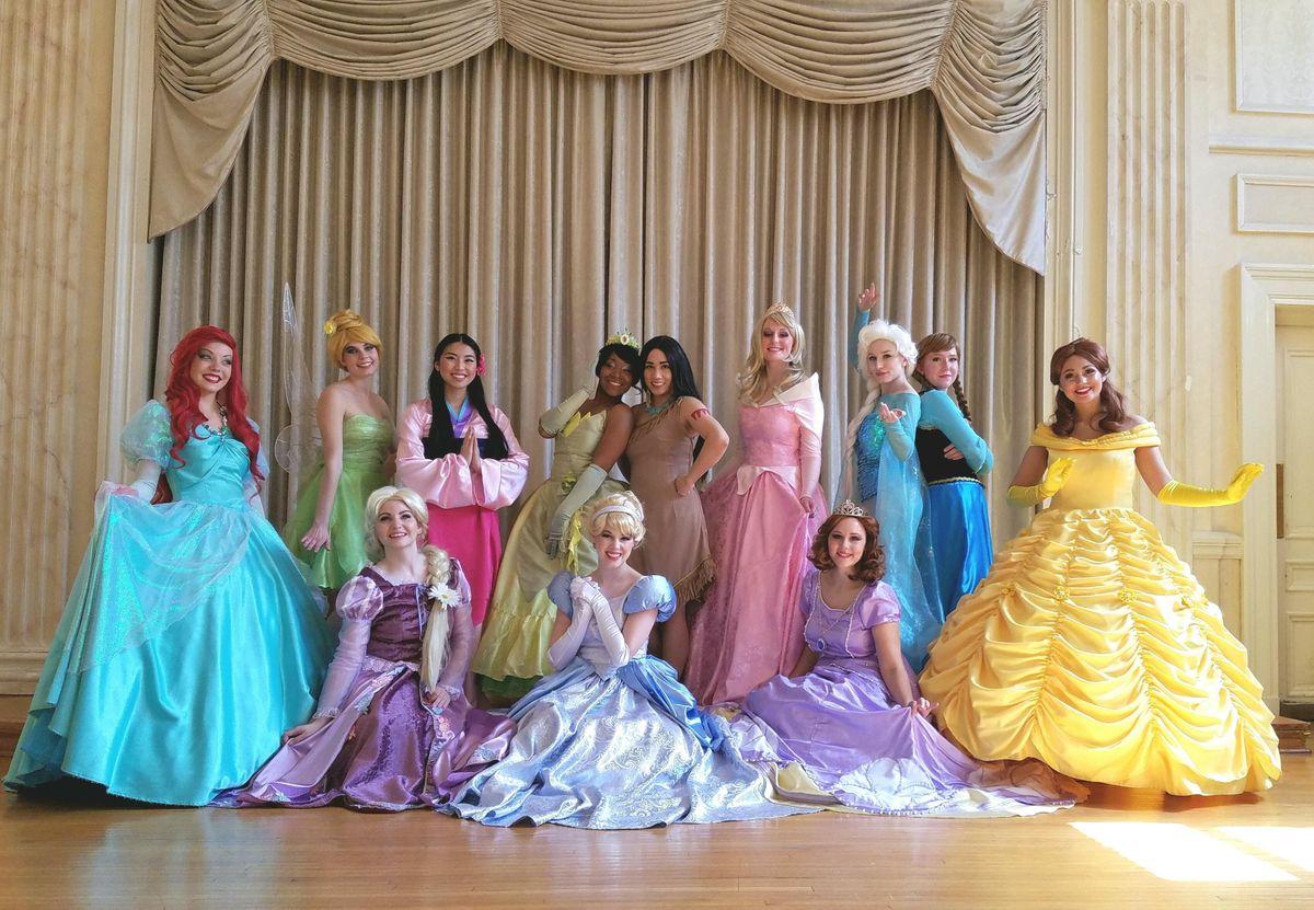 Indianapolis Royal Princess Ball