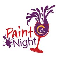 Eat Drink and Be Scary Paint Night