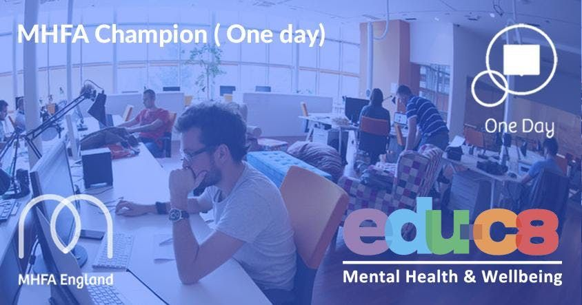 MHFA Champion - Adult MHFA One Day course