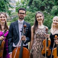 The Bodleian String Quartet at Makan On Tues Sep 26 at 8 pm.
