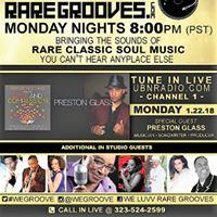 We Luvv Rare Grooves - Preston Glass &amp Friends