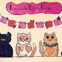 Louisville Doula Project Presents Catsmas Launch party