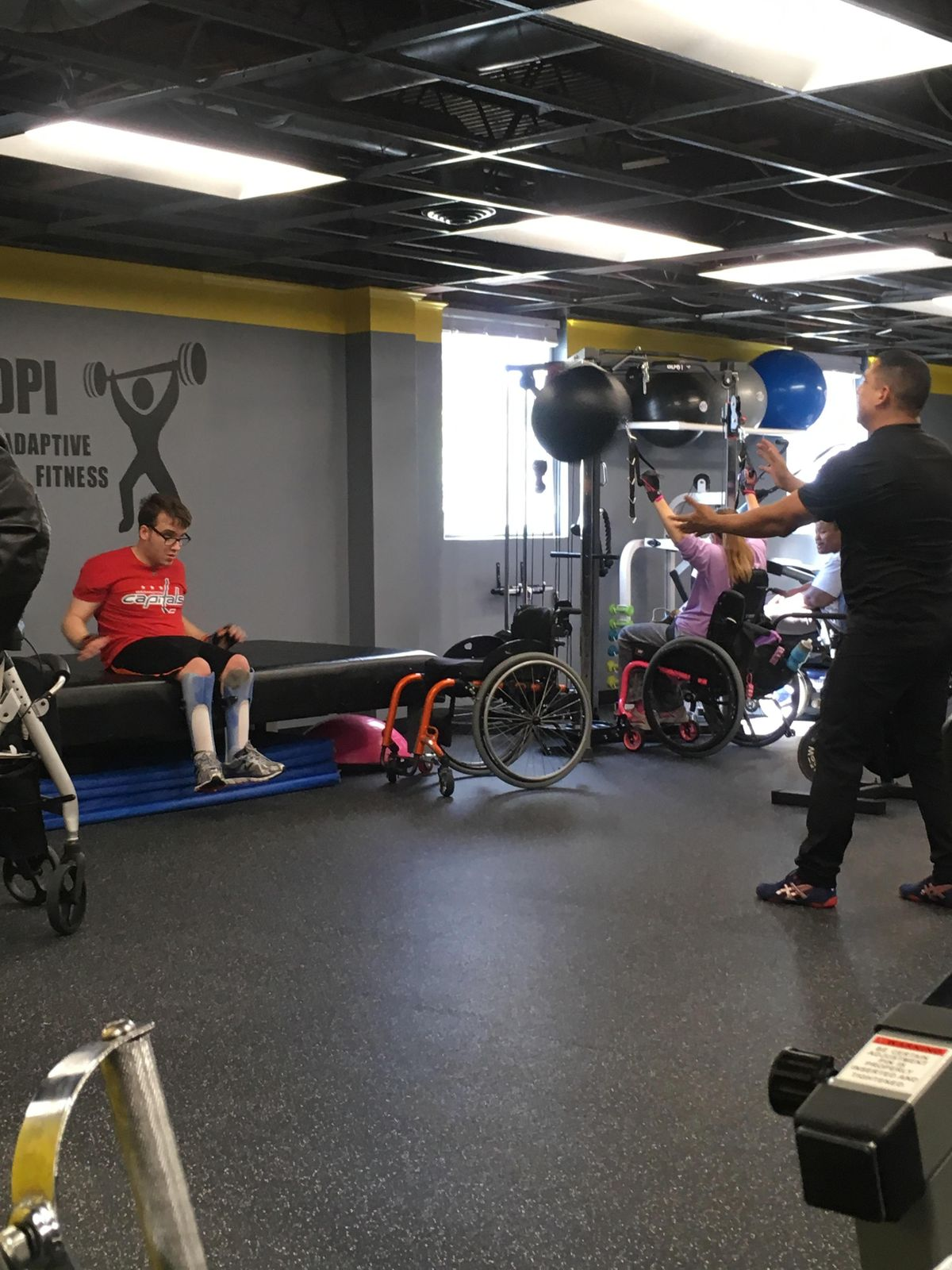 Wednesday-DPI Adaptive Open Gym (20)
