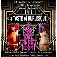 A Taste of Burlesque &quot3&quot