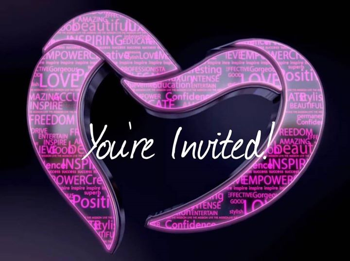 Heathers Pure Romance Launch Party 1 at My House 35607 Union – Pure Romance Party Invite