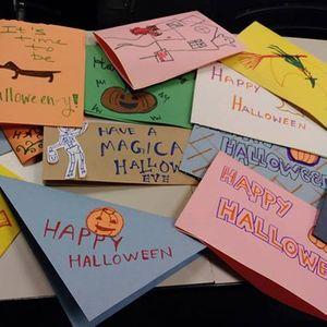 General Meeting - Halloween Cards &amp Updates