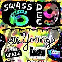 Swass 6 The Young Chalk Dromez The Leash Chronophage Autlier