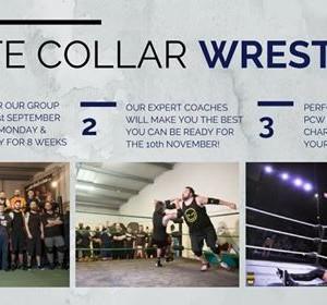 PCW White Collar Wrestling 3 - Train Raise Cash &amp Perform