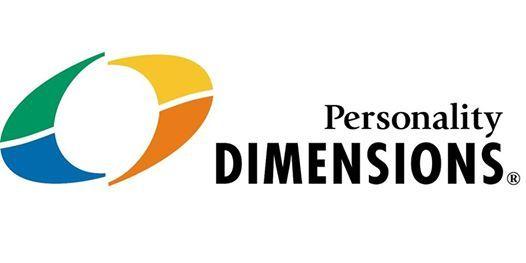 Personality Dimensions Facilitators Certification April 9 -11