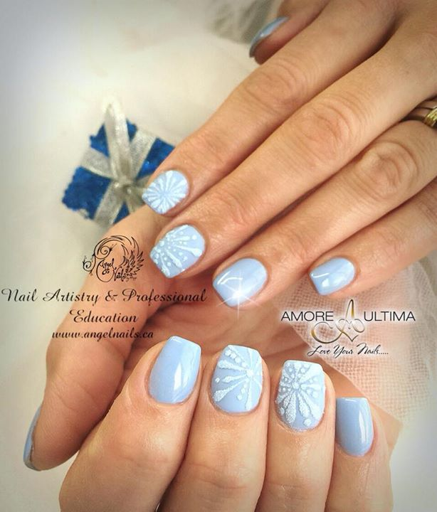 Beginner Seasonal Nail Art Workshop At Angel Nails By Kinga Nail