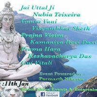 Jai Uttal Live in Rishikesh ( Uttarakhand  India )