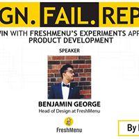Product Design Workshop w FreshMenu
