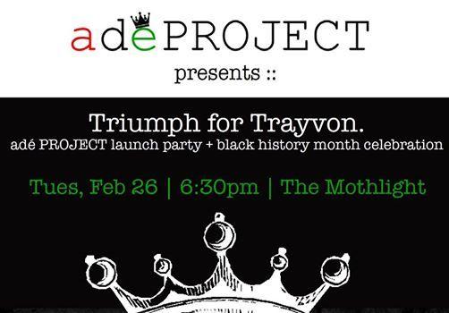 Triumph for Trayvon