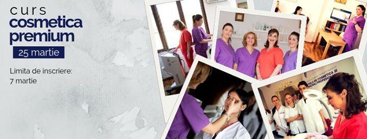 Curs De Cosmetica Premium At Dr Manuela Răvescu Scoala De