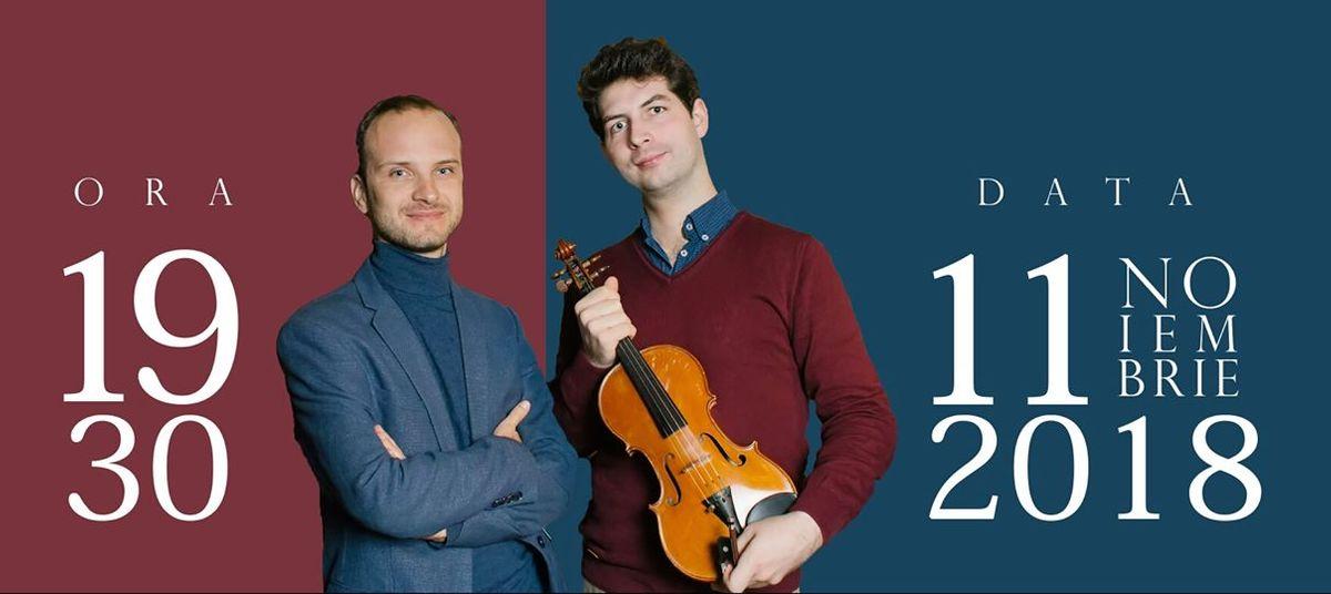 ArsDuo - Concert de vioar i org