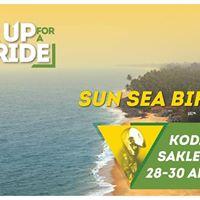 SUN SEA BIKE  You  Kodi Bengre &amp Sakleshpur Ride