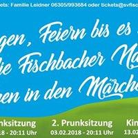 Fischbacher Fasching 2018
