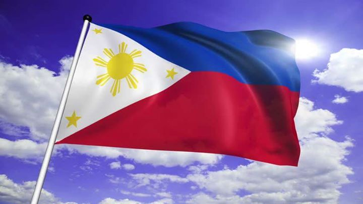 Philippine Independence Day Flag Raising Ceremony At House