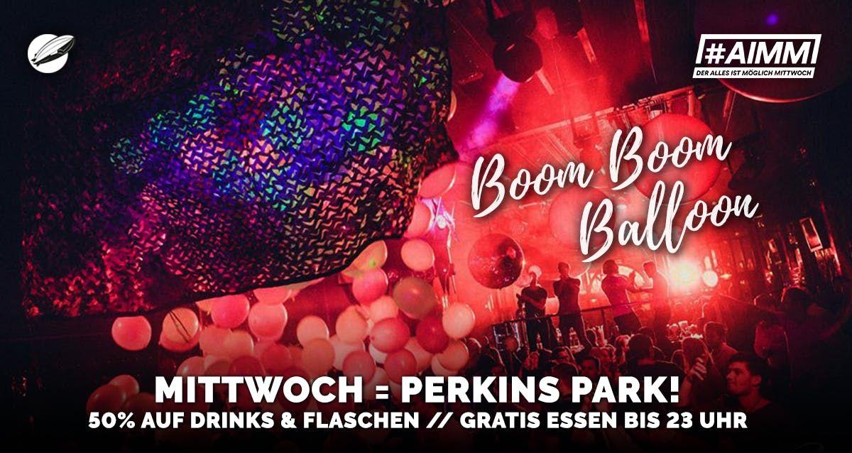 AIMM - BOOM BOOM BALLOON  Perkins Park