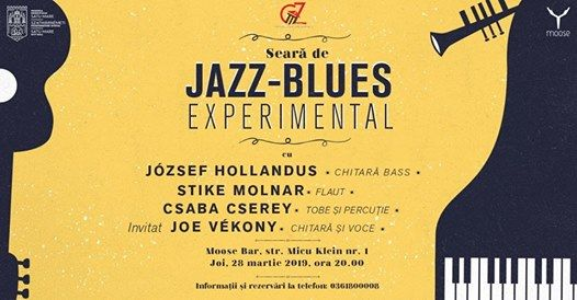 Jazz-Blues Experimental
