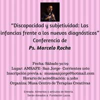 Conferencia de Marcelo Rocha