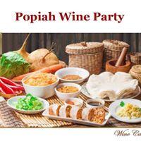 Popiah Wine Party