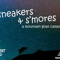 Sneakers &amp SMores Expo