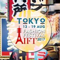AIFT Fashion Festival 17  TOKYO