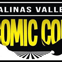 Santa Cruz Gamers at the Salinas Valley Comic Con