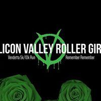 Silicon Valley Roller Girls Vendetta 5k10k Run