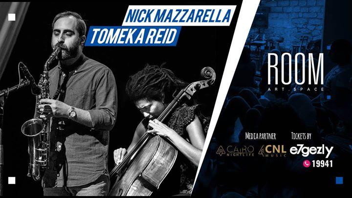 Nick Mazzarella & Tomeka Reid Duo