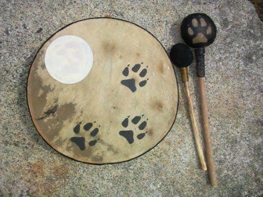 Shaman Medicine Drum Making Workshop - Ballarat