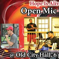 Hope Is Alive Open Mic