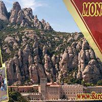 Sab(21 oct.) EAE al Montserrat con &quotBarcelona Trips&quot