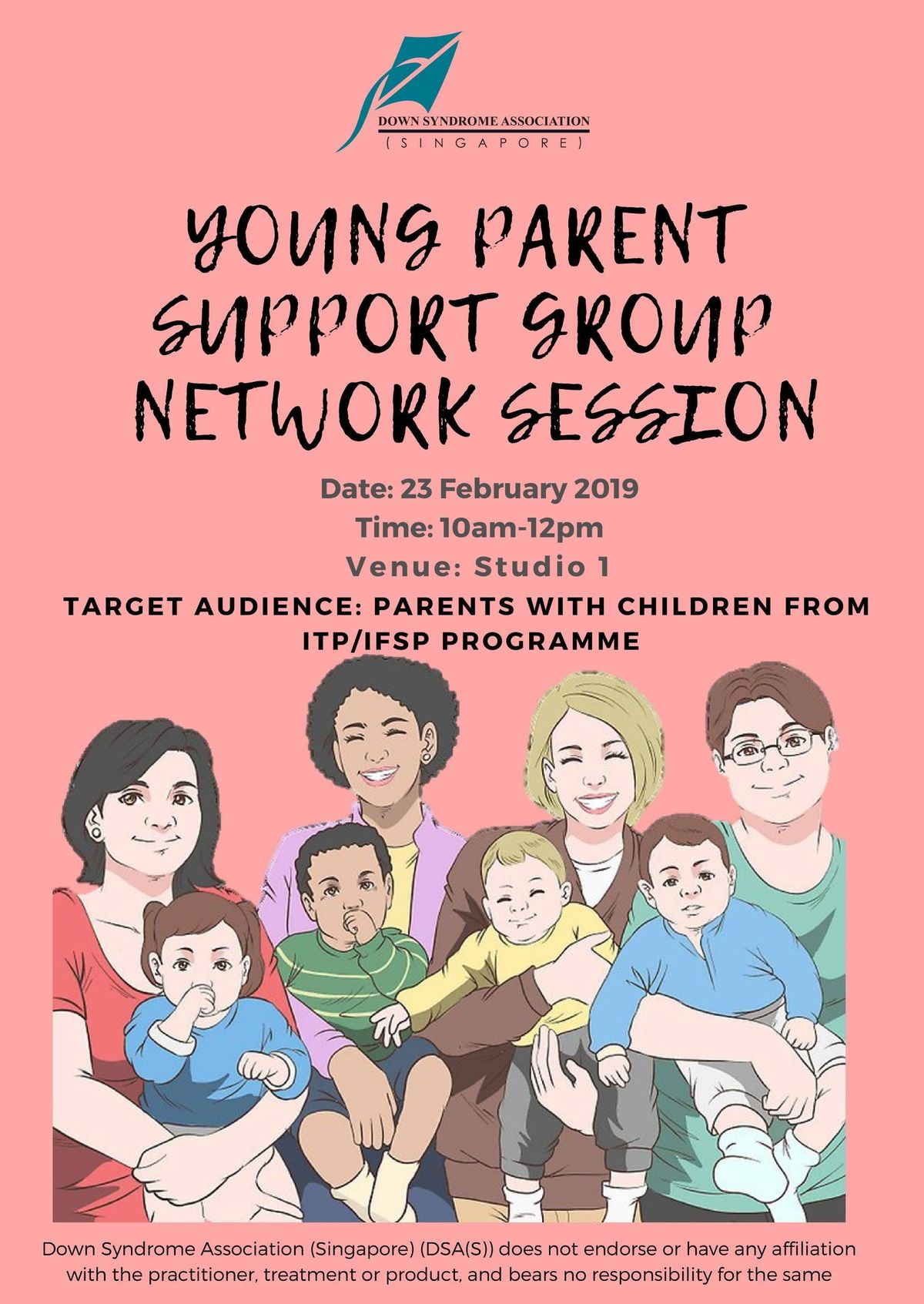 FSS event - Young Parents Network Session