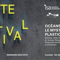 ISA Ambiente Film festival &quotOcans la Mystre Plastique&quot