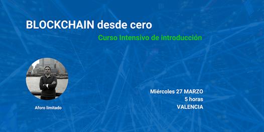 Curso intensivo introduccin Blockchain desde Cero