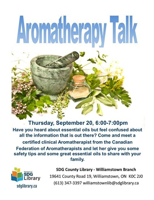 All About Aromatherapy - Williamstown Branch
