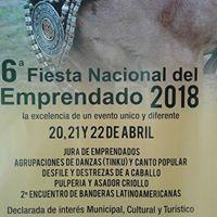 6 Fiesta Nacional del Emprendado en Camet Pdo Gral Pueyrredn