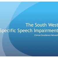 The South West Specific Speech Impairment Clinical Excellence Network