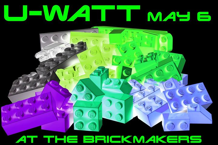 U-Watt at The Brickmakers supporting Higher on Maiden